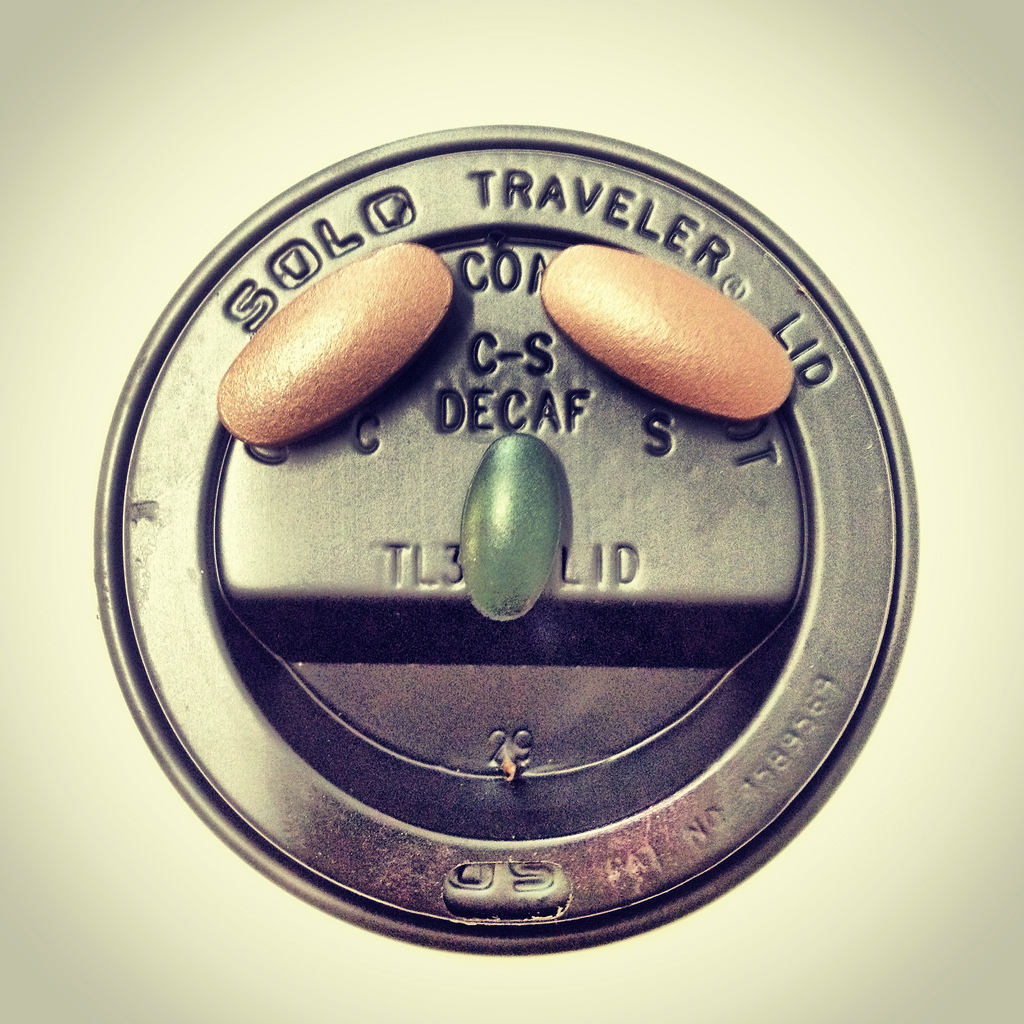 Pill Face- Pills with Personality™ by Eran Thomson / Find them all at http://PillFace.com